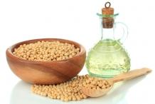 Soybean-oil-Glycine soja