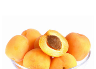 Precautions: The pure substance is almost harmless, but on hydrolysis it yields hydrocyanic acid, a very rapidly acting poison – it should thus be treated with caution. Since there is no particular side effects of consuming apricot moderately, but few people might have allergies. People with kidney stones must limit the consumption of apricot because of presence of oxalates. Because of Amygdalin, excess consumption of apricot is not recommended as it might result in nervous system depression. Consumption of Unripe or Raw Apricot may result in gastric disorders. Respiratory failure is noticed in some people who have consumed excessive amount of Apricot.