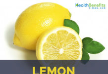 Lemon facts and health benefits