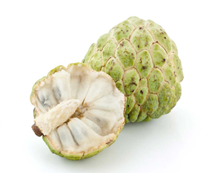 Health benefits of Custard Apples