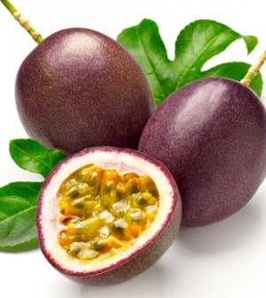 Health benefits of passion fruits