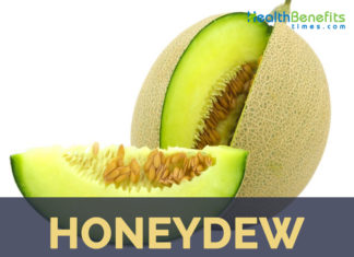 Honeydew facts and health benefits