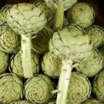 Long Stem Artichoke