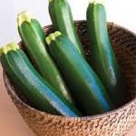 Zucchini 'Dark Green'