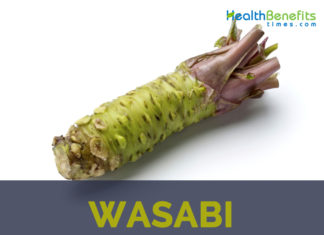 Wasabi facts and health benefits