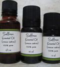 Health Benefits of Saffron Essential Oil