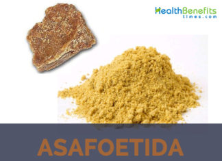 Asafoetida facts and health benefits