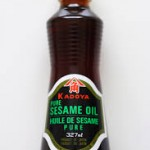 Dark Sesame Oil