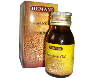 Fenugreek seed oil