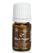 Health benefits of Black Pepper Essential Oil