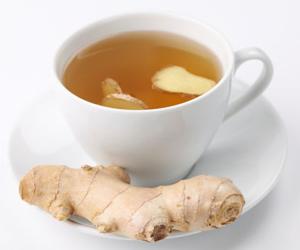 Health Benefits of Drinking Ginger Tea