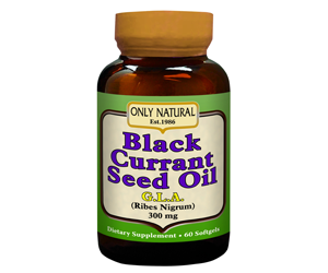 Health benefits of Black Currant Seed Oil