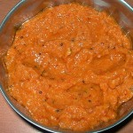 Peanut and Tomato Chutney