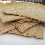 Triticale-Chia Cracker Recipe