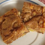 Apple-Walnut Bars
