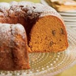 Henrietta's Pumpkin Bread With Pecans