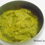 Brahmi Leaves Chutney