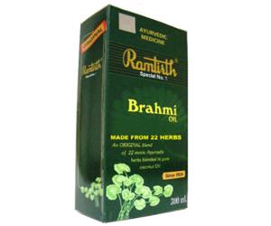 Health benefits of Brahmi Oil