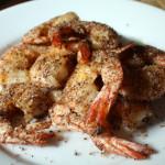 Hong Kong Salt Shrimp