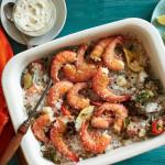 Spiced Salt-Baked Shrimp