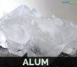 Health benefits of Alum