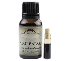Health Benefits of Balsam of Peru Essential Oil