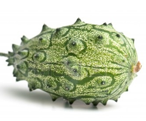 Horned-Melon-green