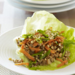 Soy Lettuce Wraps