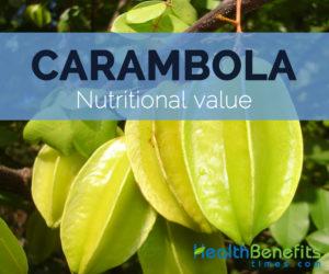 carambola-nutritional-value