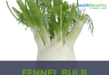 Fennel Bulb health benefits