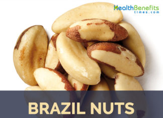 Brazil nuts facts and health benefits