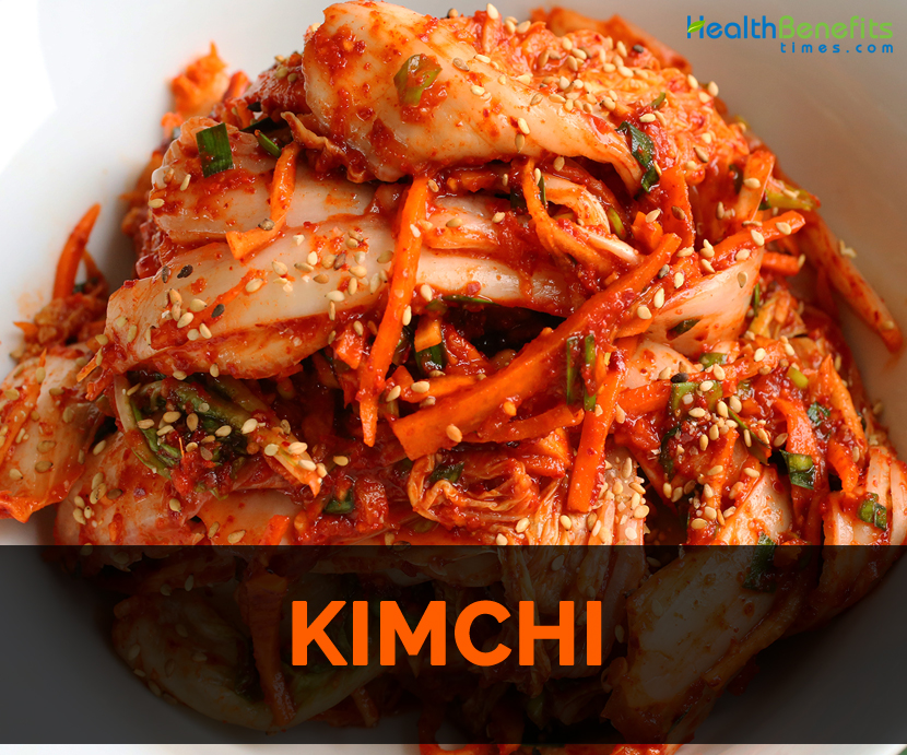 Kimchi Facts, Health Benefits and Nutritional Value