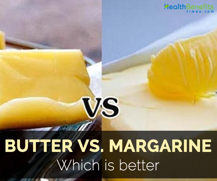 Cake Margarine Vs Butter