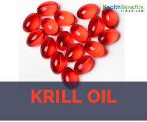 Health Benefits Of Krill Oil
