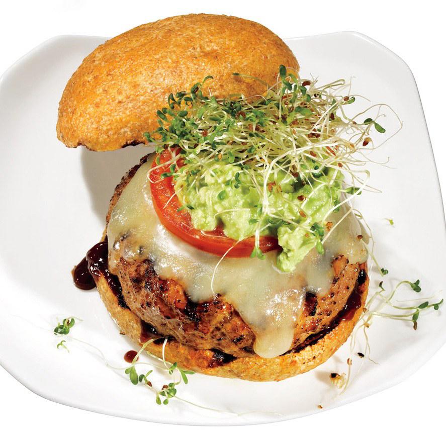 Alfalfa-turkey-burger