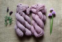 Alkanet-dyed-wool