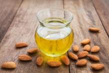 Almond-oil-amandel