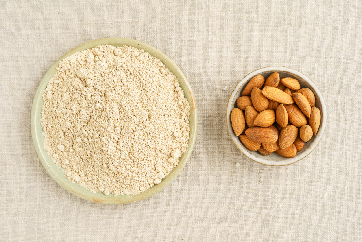 Almond-flour