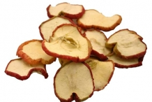 Apple-dried
