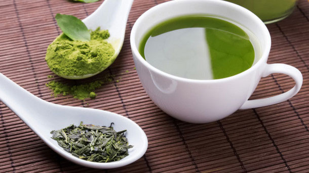 Ashitaba-tea