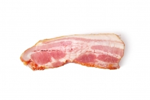 Raw-bacon