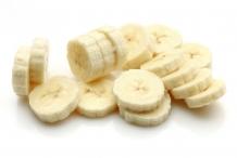 Banana-flesh