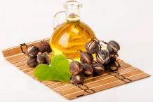 Barbados-nut-oil