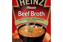 Packet of Beef broth