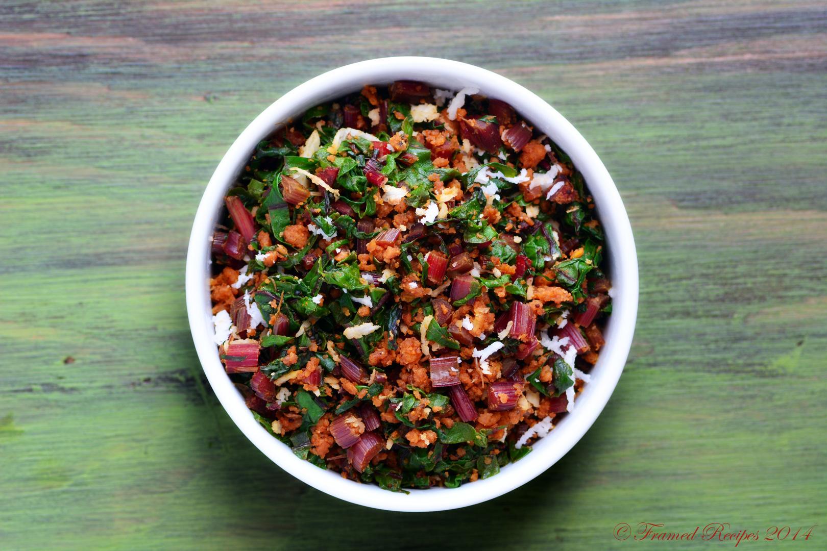 Beet-Greens-Salad