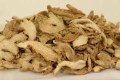 Dried-rhizomes-of-Bengal-Ginger