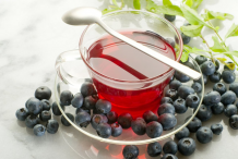 Bilberry-Tea