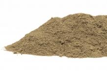 Black-cohosh-powder