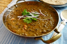 Black gram recipe (Dal Makhani)