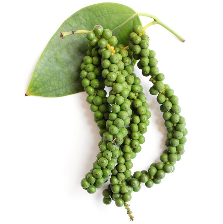 Unripe-Black-pepper